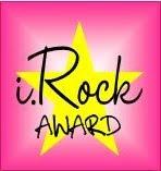 I Rock blog award