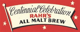 Rahr's Centennial Celebration Brew
