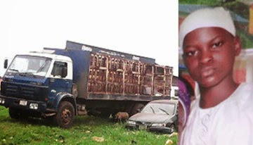truck killed boy ikorodu lagos