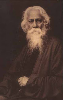 Picture of Rabindranath Tagore, author of Githanjali Poems