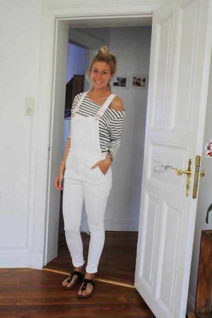 Blogger Deutschland Latzhose