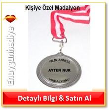 Kişiye Özel Madalyon