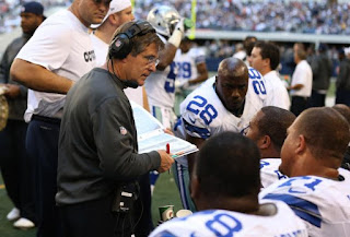 Bill Callahan O-Line Coach Dallas Cowboys