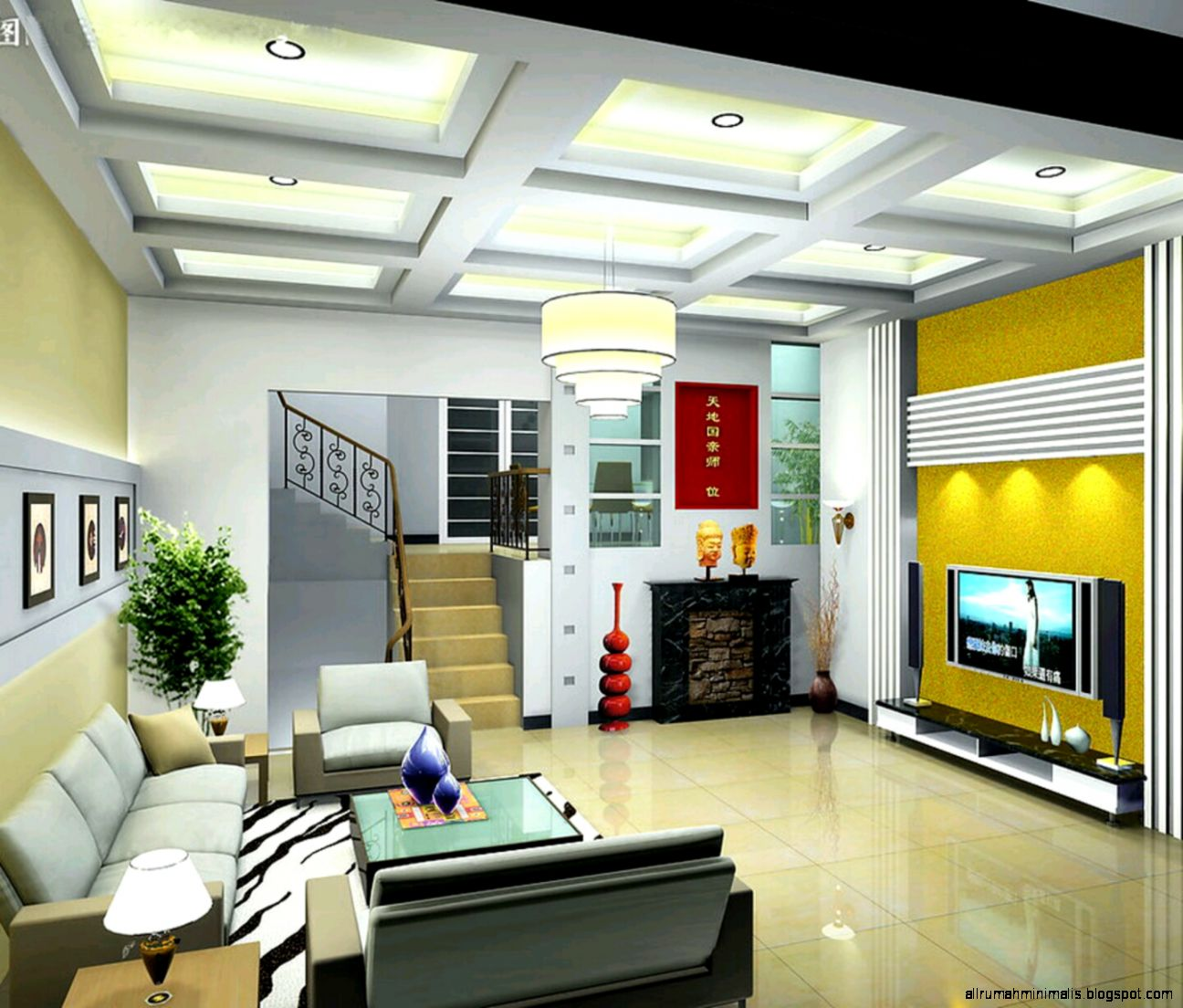 20 Foto Rumah Minimalis Model Terbaru Paling KEREN 2015  Desain