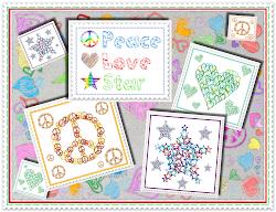 """PeaceLoveStar"""