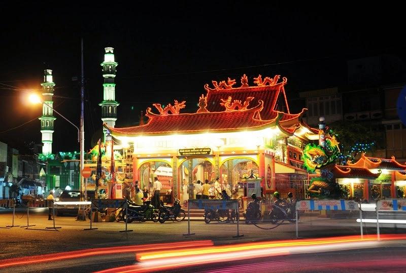 Objek Wisata Kota Singkawang