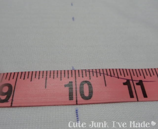 One-Hour Burp Cloths - Measure 10""