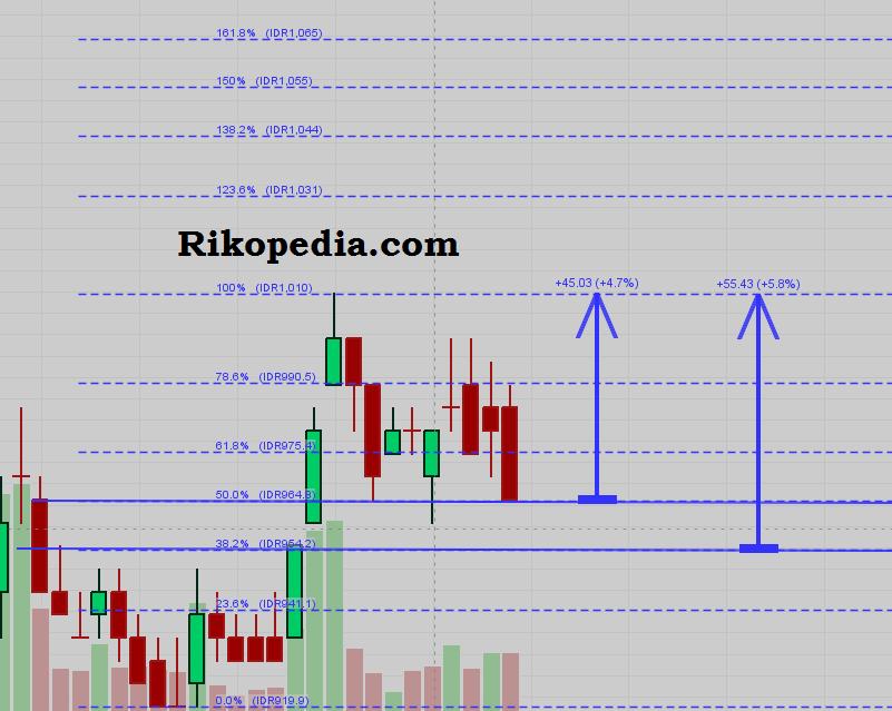 Analisa saham ANTM, Resiko sudah terbatas