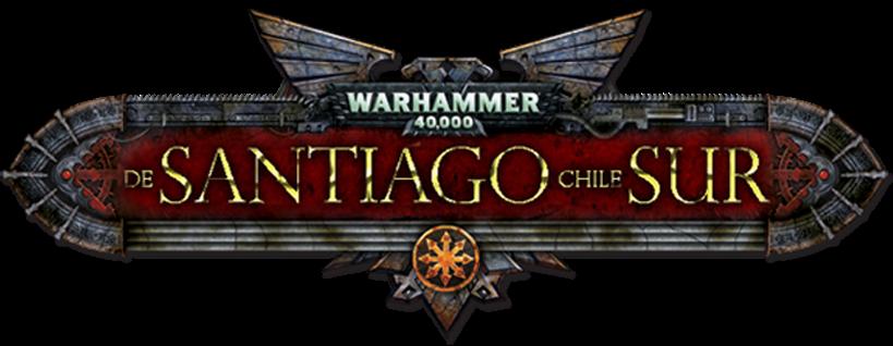 WARHAMMER 40K SANTIAGO SUR