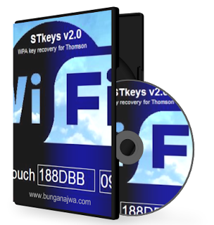STKeys V2.0 Hack any Wifi Wep/Wpa Full Version