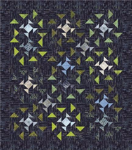 twirl by next step quilt designs