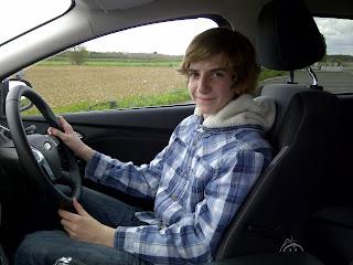 drive at 16