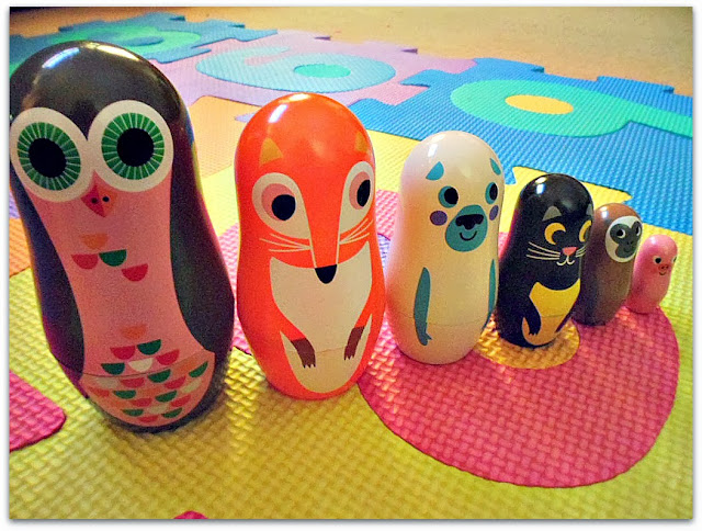 Animal Russian Dolls