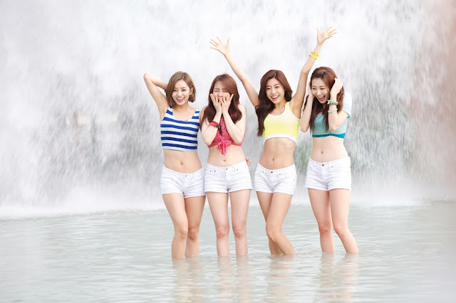 Girl's Day South Korean Girl Group