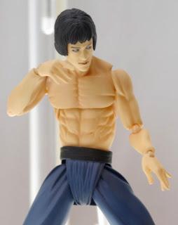Max Factory Figma Bruce Lee figure