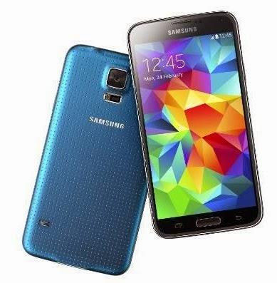 Samsung Galaxy S5 - 389x397