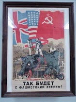 Museum Displays Revolution Posters