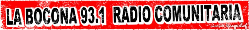 FM La Bocona 93.1 - Radio Comunitaria