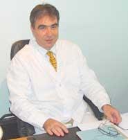Χειρουργός ουρολόγος Γρηγόριος Θεοδώρου Σακκάς