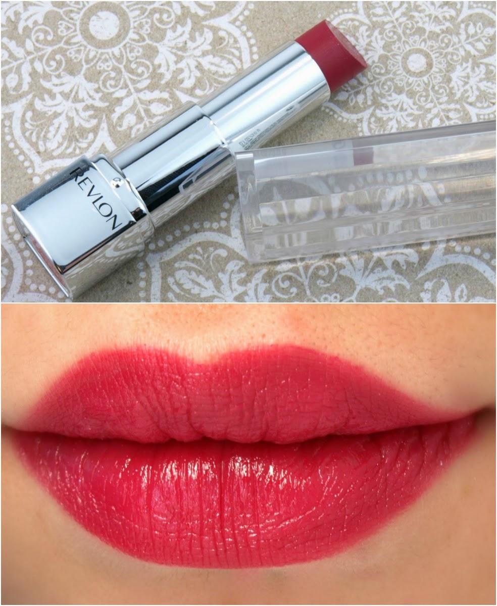 "Revlon Ultra HD Lipstick in ""Hydrangea"", ""Magnolia"", ""Petunia"" & ""Geranium"": Review and Swatches"