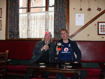 Cheers! At The Hawne Taver, Halesowen