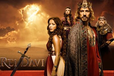 Rei Davi - Minissérie 37 Capítulos Completo