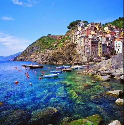 италия пляж