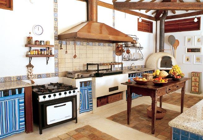 decoracao de interiores cozinha rustica:Decoracao De Cozinha Rustica