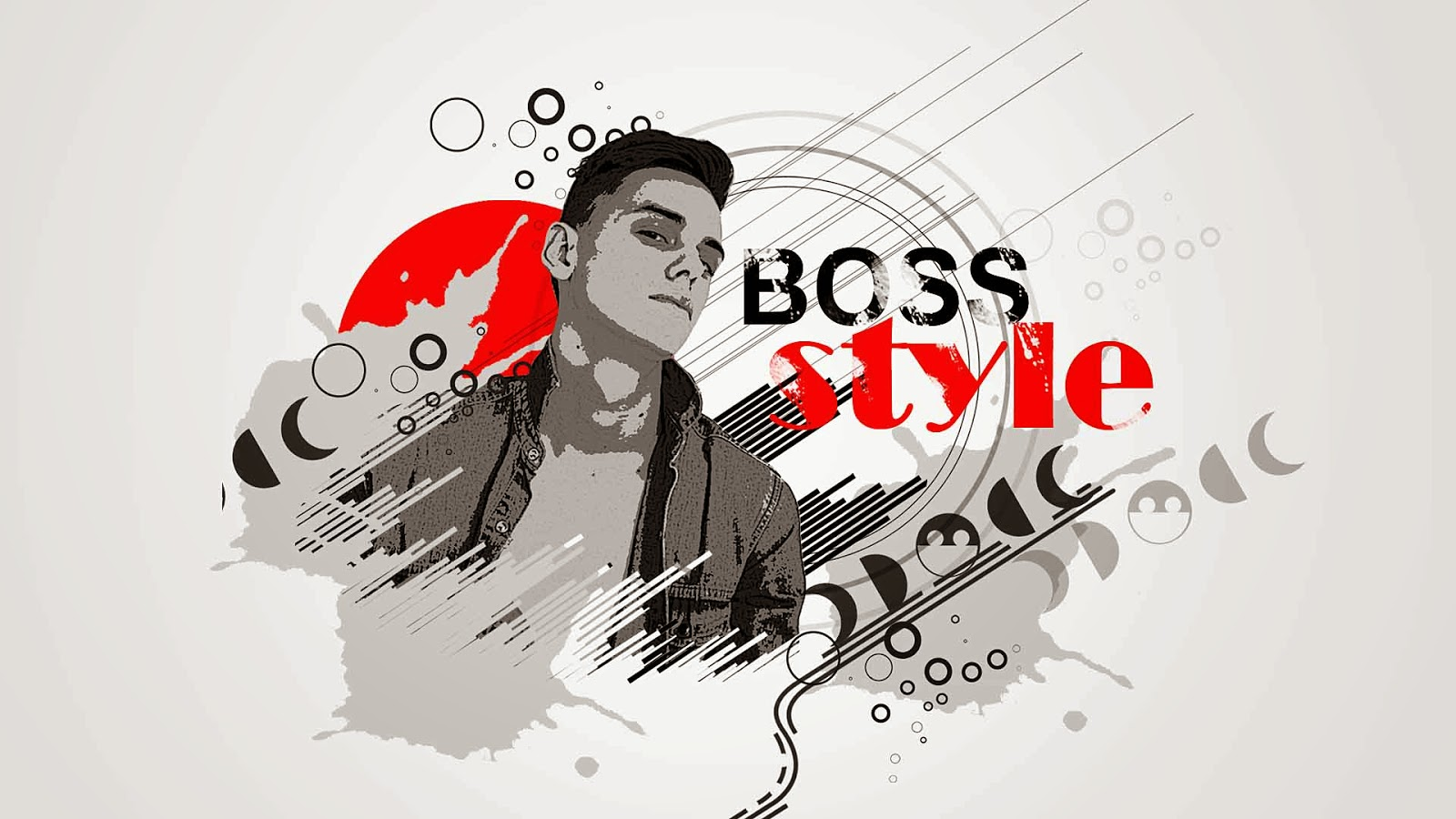 Click3d abstract photoshop tutorial boss style click3d abstract photoshop tutorial boss style click3d baditri Images