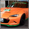 Murakami's MX-5 ND Demo Car