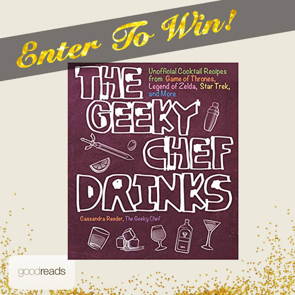 Cookbook Giveaway!