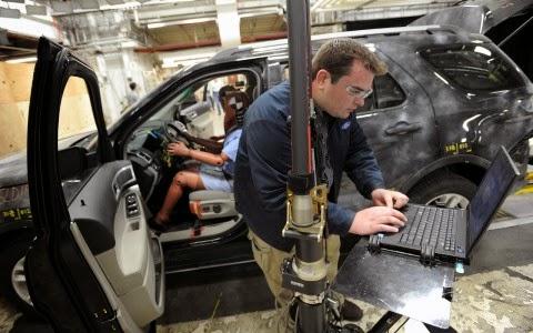 Ford Increasing Virtual Crash Computing Power