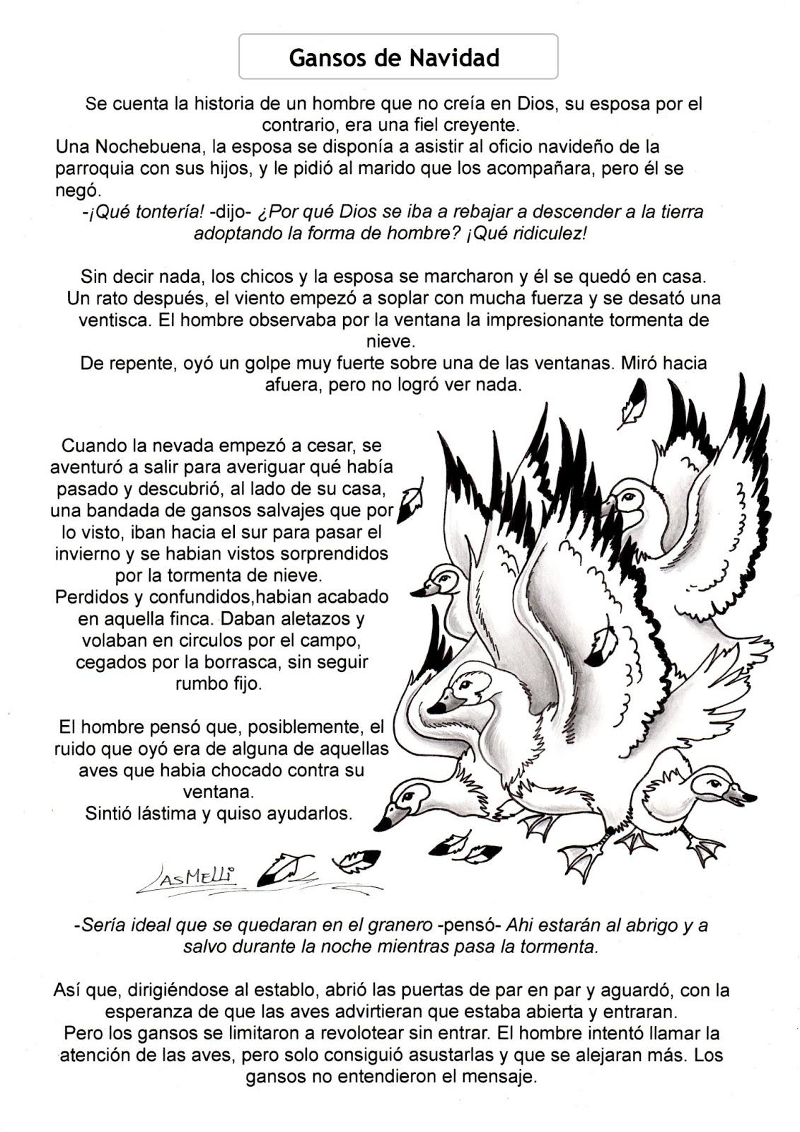 La Catequesis (El blog de Sandra): Cuento para los niños para ...
