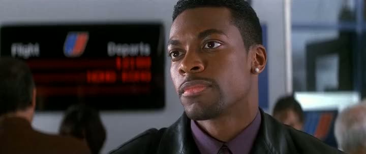 Rush Hour 3 (2007) BRRip 420p 300MB Dual Audio