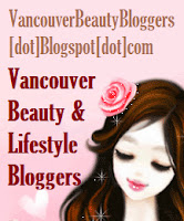 Vancouver beauty and lifestyle bloggers banner