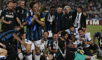 Inter Campeon Copa Italia 2011