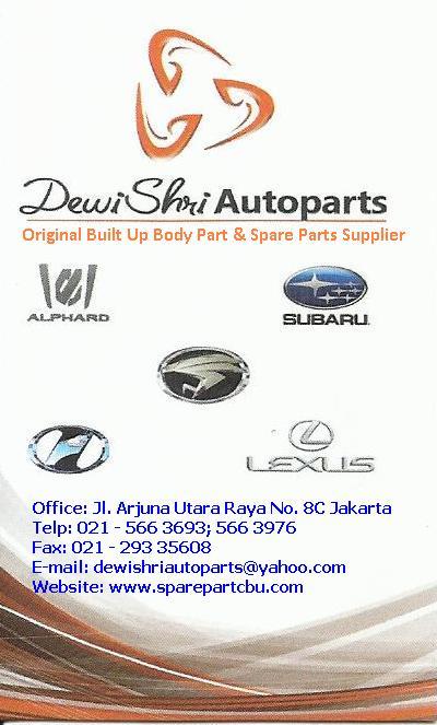 Klik www.sparepartcbu.com