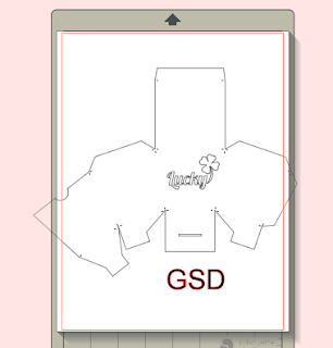 GSD file format opens with a simple drag and drop.