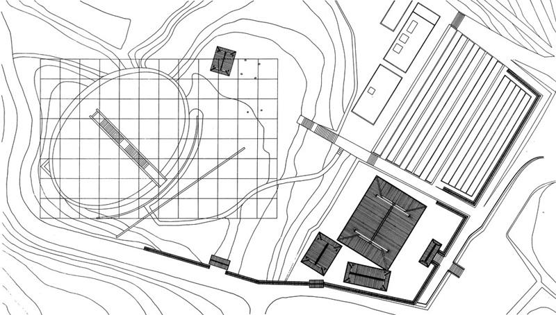 Mi Moleskine Arquitectónico: TADAO ANDO: TEMPLO DEL AGUA