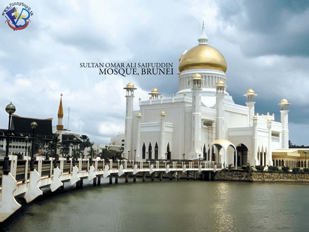 Masjid-Masjid Tercantik Di Dunia