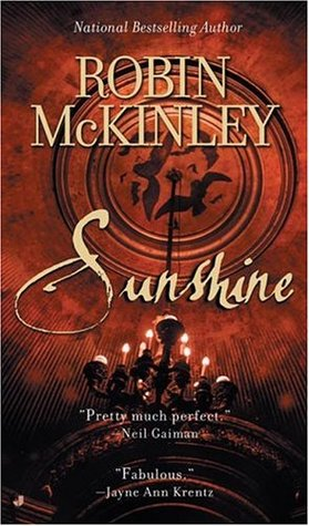 Christina reads ya the other book is sunshine by robin mckinley which is a vampire fairy tale its about a girl who doesnt know the extent of her magical powers fandeluxe Image collections