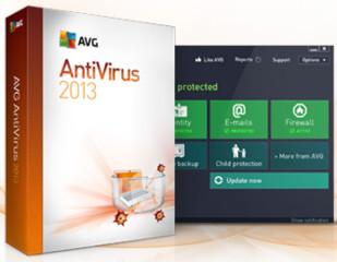 AVG Free Edition 2013 13.0.2677