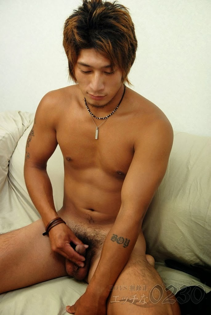 Naked Asian Men Japanese Male