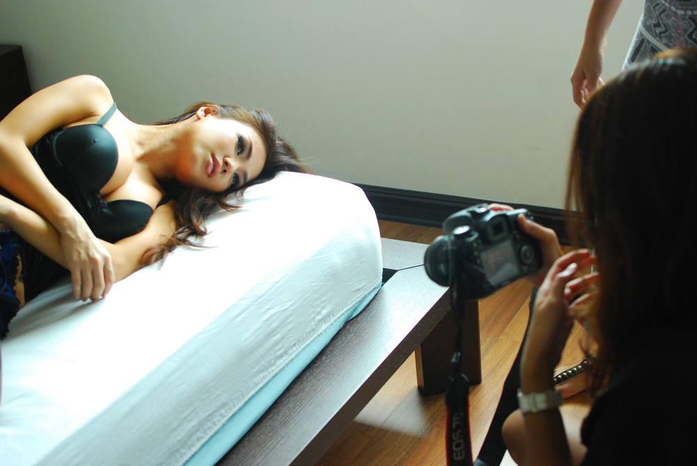 jacq yu behind the scene photoshoot 03
