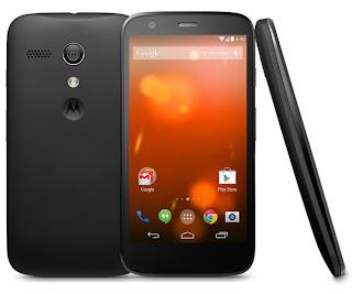 El Motorola Moto G llega en su versión Google Play