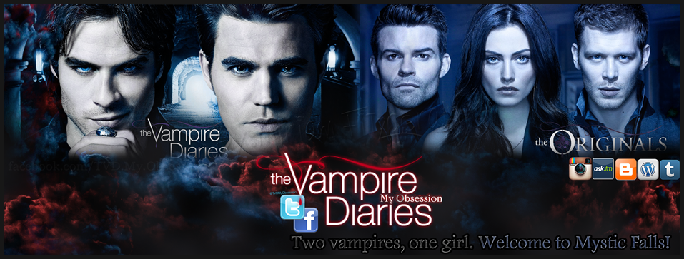 The Vampire Diaries My Obsession