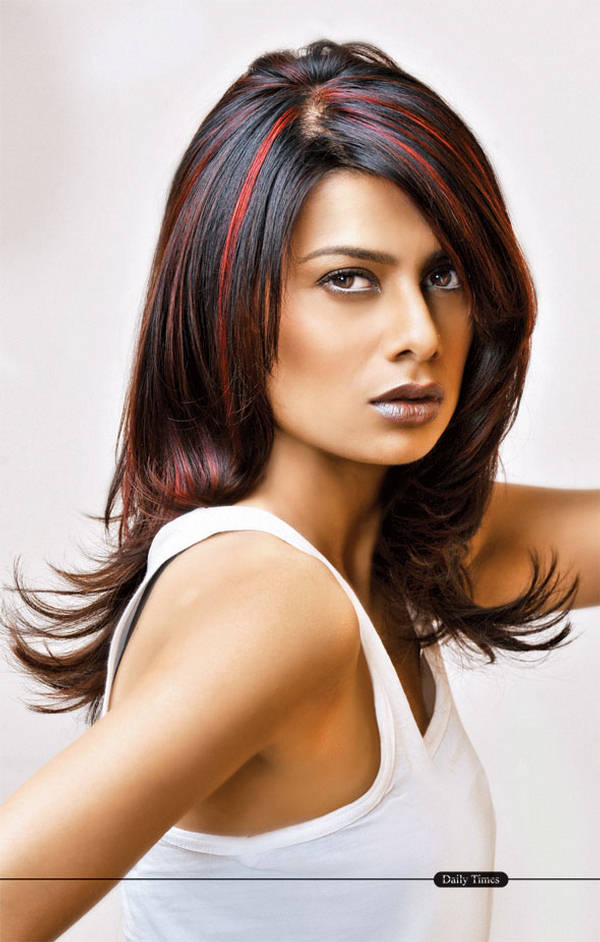Hairstyles For Girls - Modern Hair Colour
