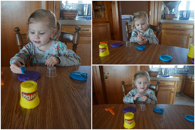 Stella Loves Play-Doh!