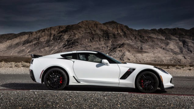 Corvette Z06 Ranks Among The Best Values In Production Cars