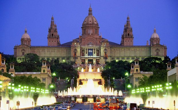 Castelo Montjuic, Barcelona